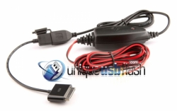 Weatherproof Motorcycle USB charger  /IPhone Cable included
